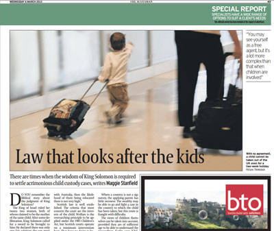 Law that looks after kids