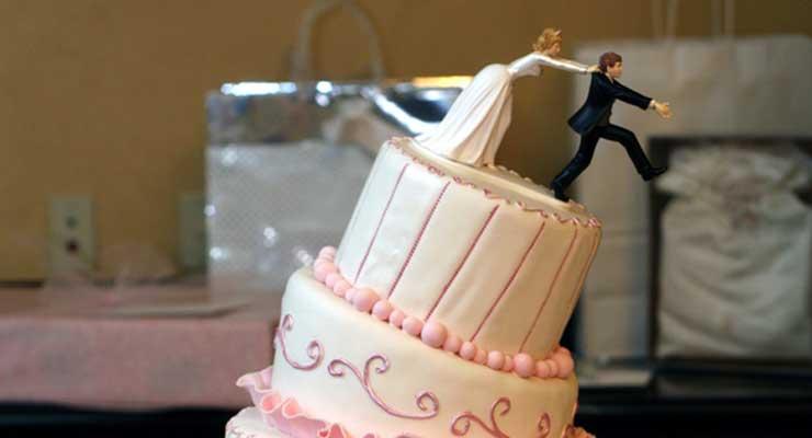 Scottish divorce rate falls