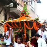 The Kumaris of Kathmandu