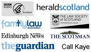 bto Family Law Edinburgh & Glasgow are featured on the following channels and media