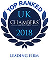 BTO Chambers top ranked logo