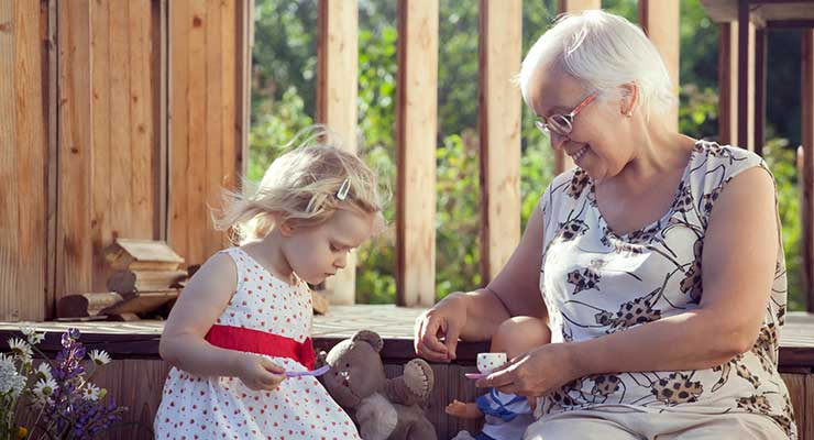 "Call for ""Rights for Grandparents"" Law"