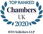 BTO Chambers top ranked logo