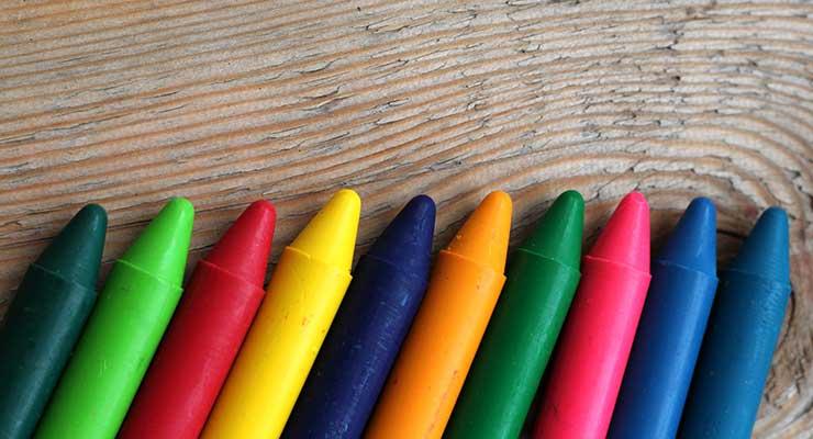 crayons lg