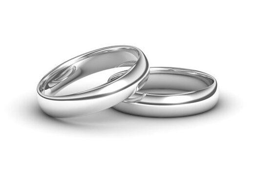 Marriage, civil partnership rings